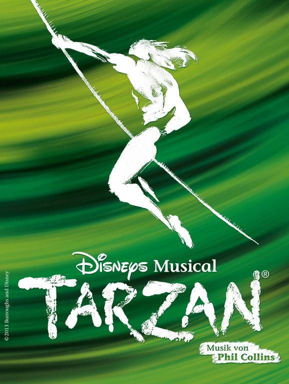 Lieberdschinni 3 Karten Fur Das Musical Tarzan Fur Mich Und Meine Geschwister Dieses Musical Fehlt Uns Noch Auf Unserer Liste Musical Musical Tarzan Tarzan