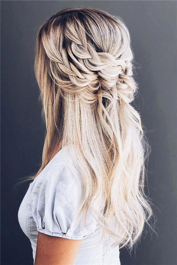 12 Best Hairstyles to Flaunt this Summer #loosebraids 25 Best Instagram Nail Art Accounts You Must Follow - Delicate Loose Braids #hair #hairstyles #haircolor #braidedhairstyles #loosebraids