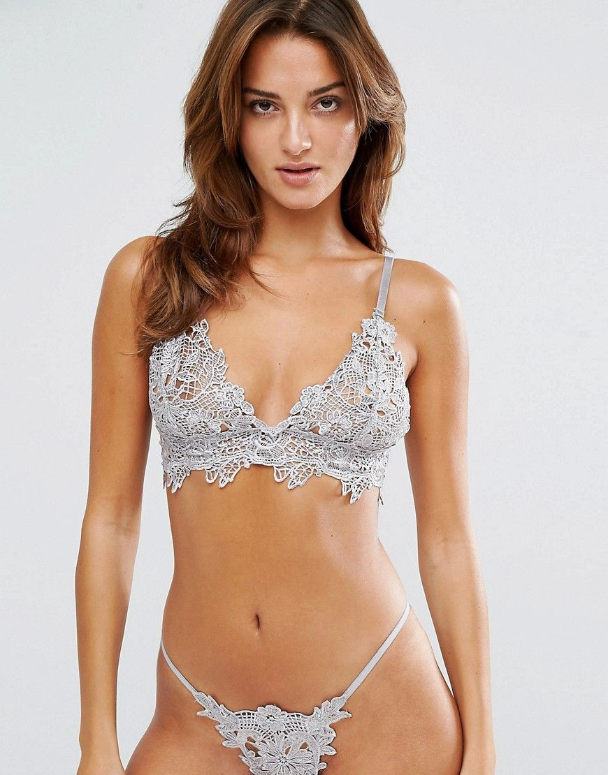 Ann+Summers+Willa+Lingerie+Set+in+Grey | Soft Bras & Bralettes ...