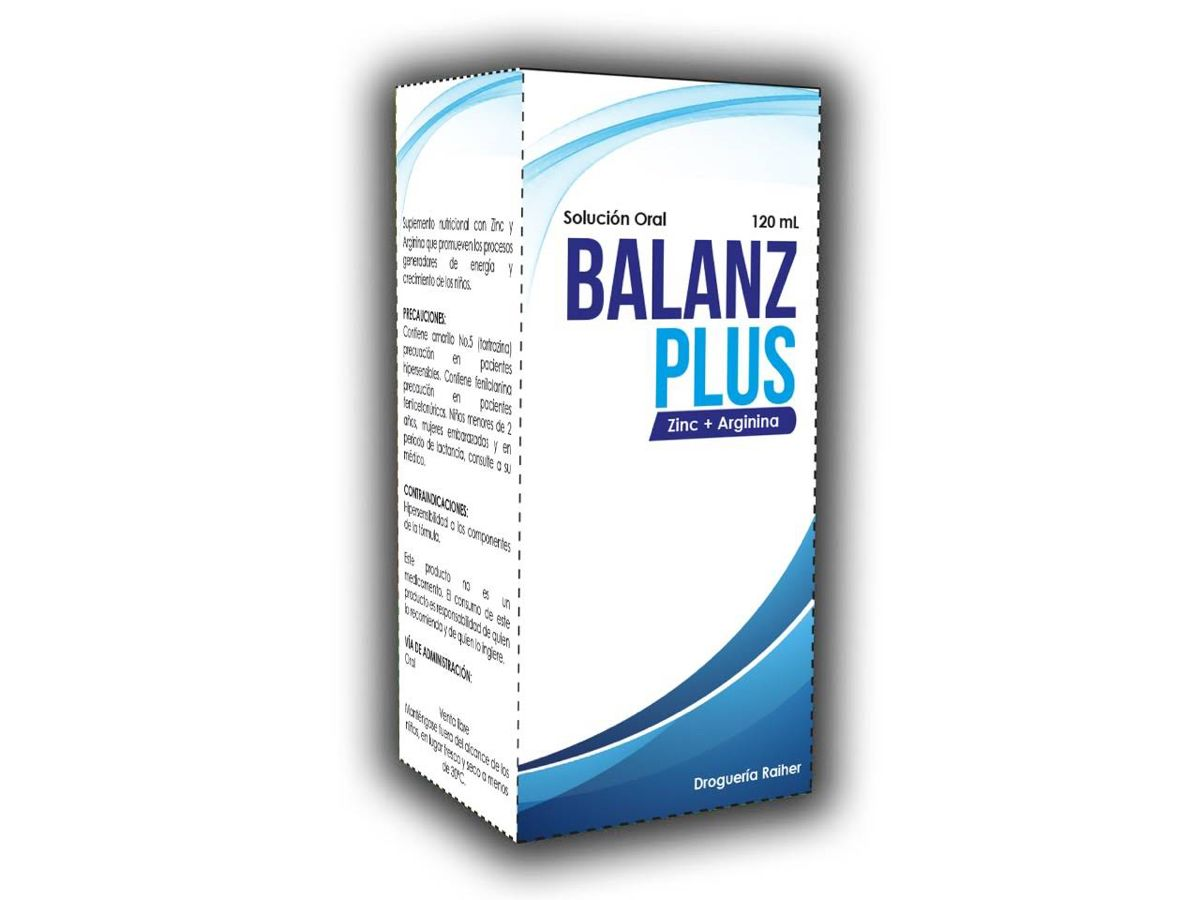 Balanz Plus Oral Zinc Personal Care