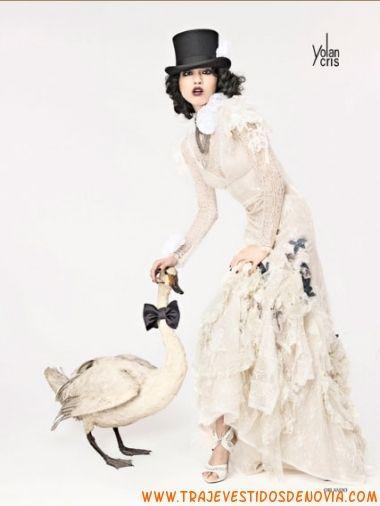 Orlando Lumire Vestido de Novia YolanCris   vestidos de novia ...