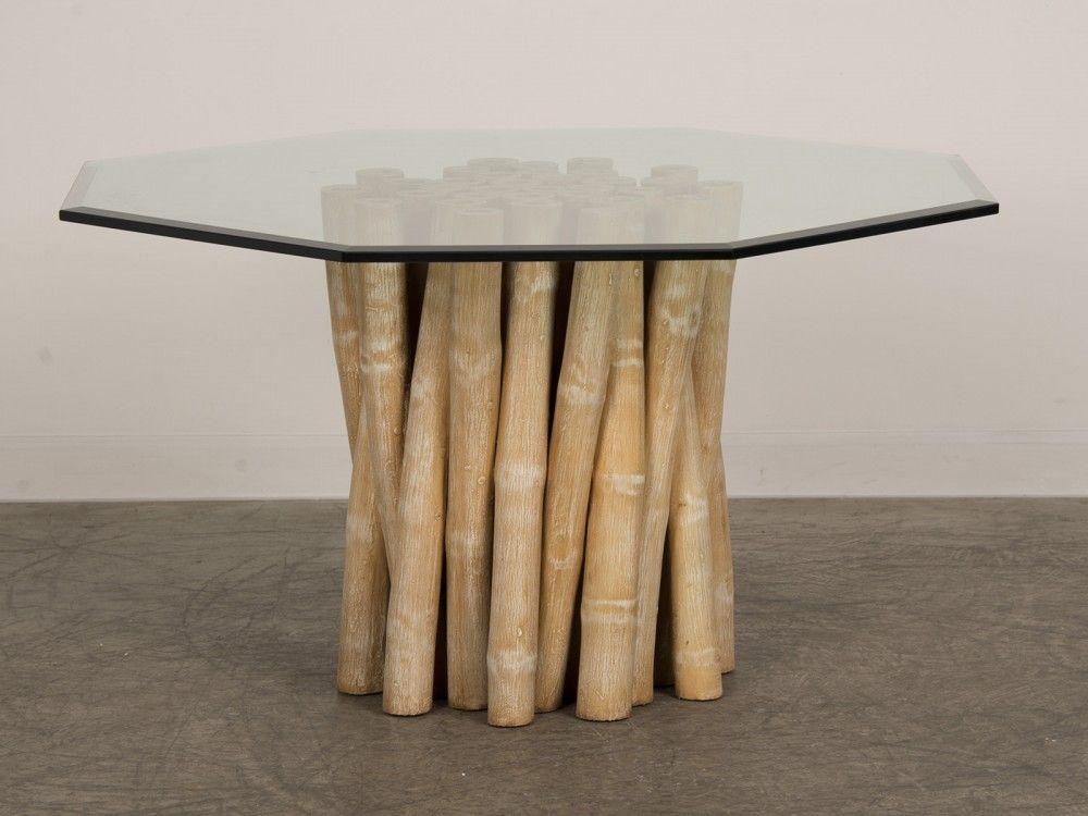 15 IDEAS PARA DECORAR CON BAMBÚ Ideas para, Bamboo crafts and Mesas - decoracion con bambu