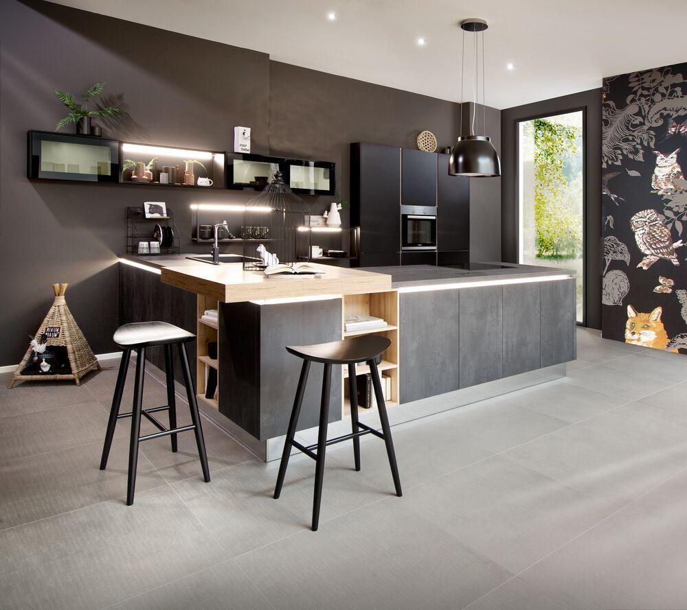 INHAUS kitchen   Kitchen design, Kitchen color trends, Kitchen ...
