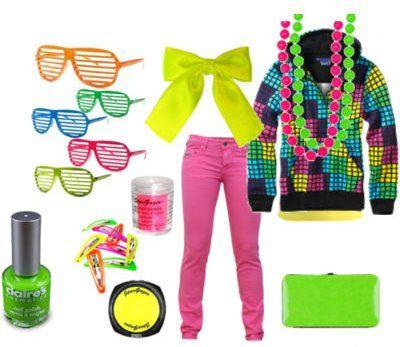 80s Neon Fashion 80s Fashion Trends Neon Fashion 80s Fashion