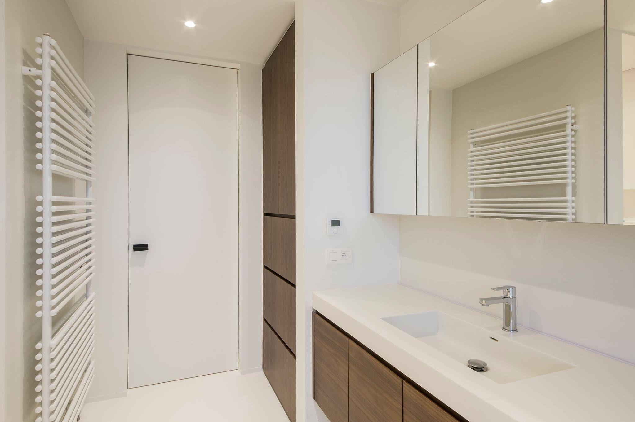 Lange kast badkamer badkamer in 2018 pinterest