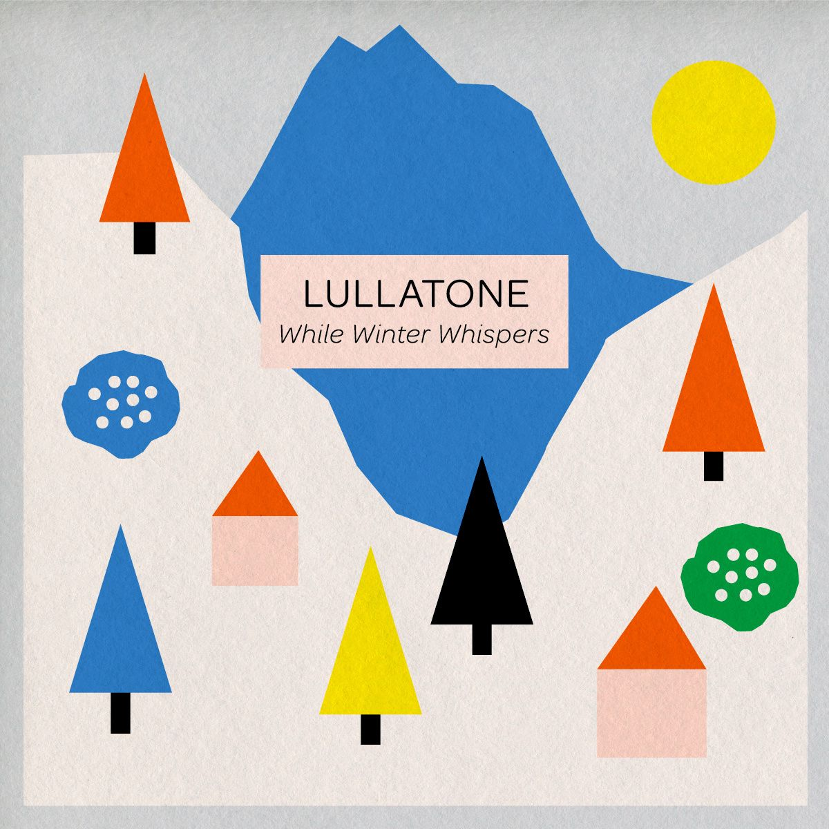 while winter whispers | Lullatone