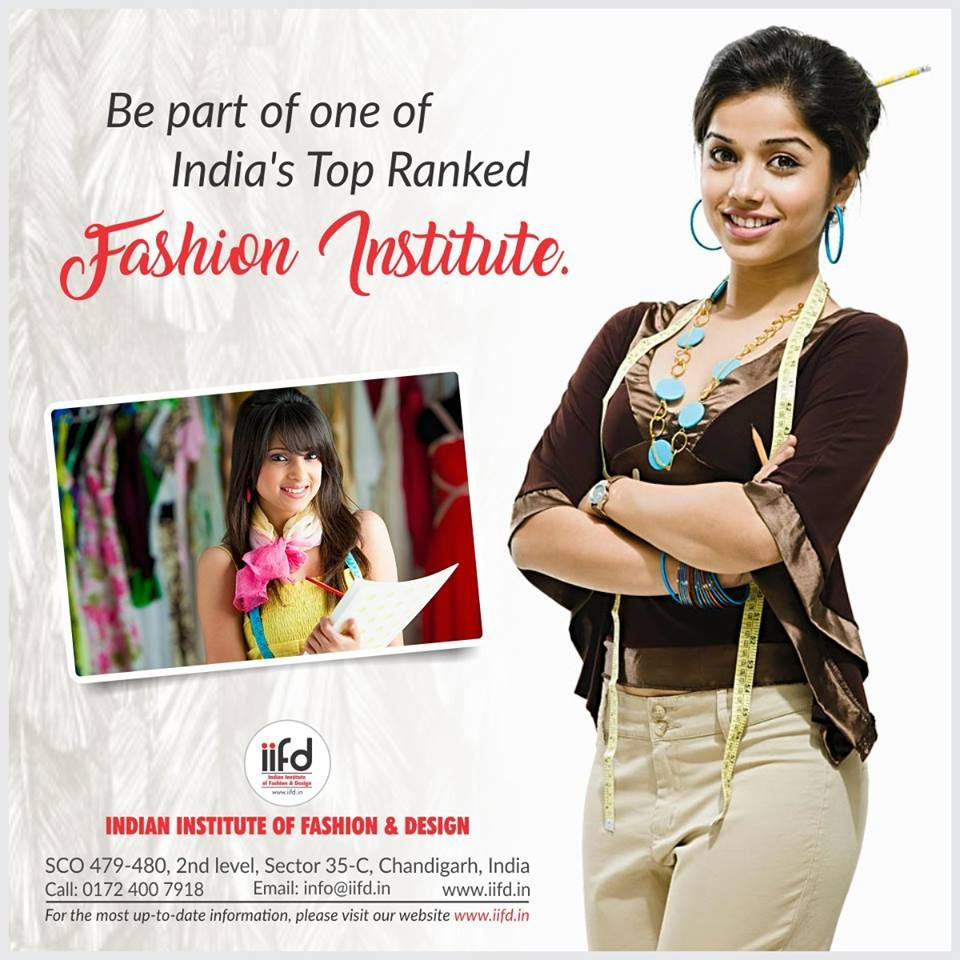 Free Counselling Be A Part Of One Of India S Top Ranked Fashion Institute Join Iifd Fashion Designing Institute Fashion Designing Course Fashion Design