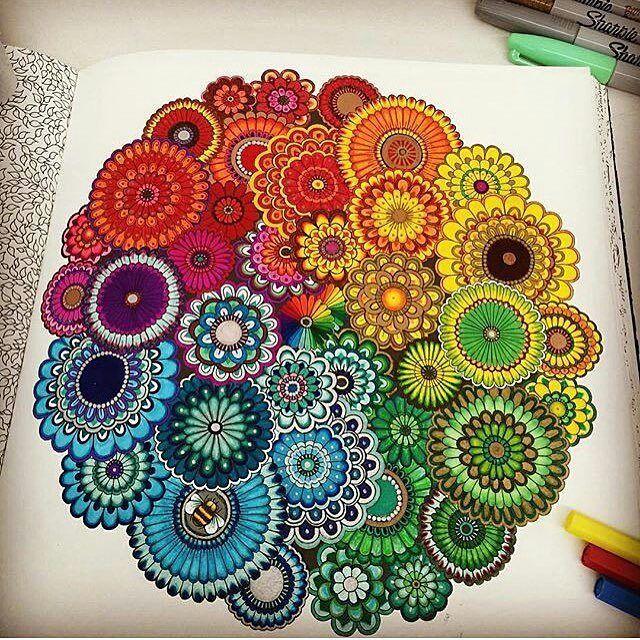 Mandalalifeart Mandala Coloring Books Mandala Coloring Mandala Doodle