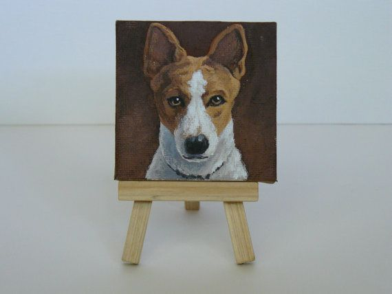 Pet Portrait  Custom of your Pet by MeliaArts on Etsy, $30.00