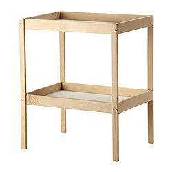 IKEA   SNIGLAR, Changing Table, , Comfortable Height For Changing The Baby.Practical  Storage Space Within Close Reach: You Can Always Keep A Hand On Your ...