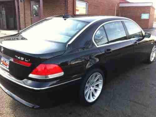 750li Bmw For Sale In North Carolina Bmw 745li Car Very Clean With Full Option Sports Package Us 12 000 Bmw 745li Bmw Sports Package