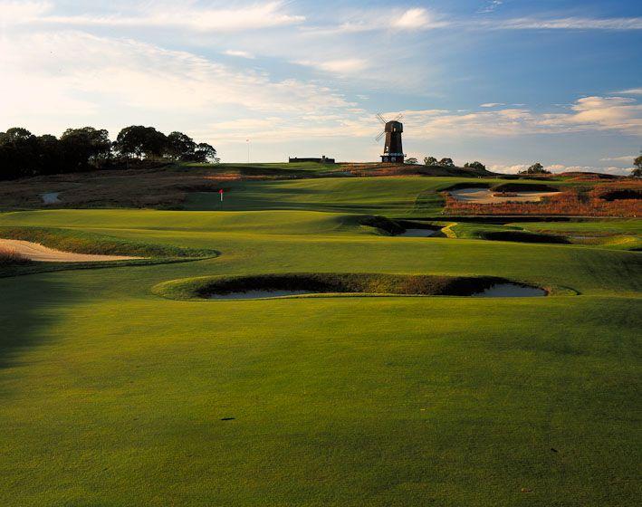 National Golf Links of America #15   Golf, Golf courses ...