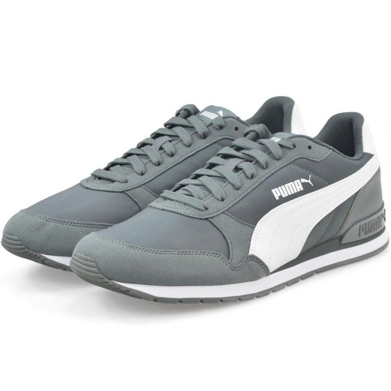 Buty Biegowe Puma St Runner V2 Nl Iron Gate M 365278 12 Niebieskie Puma Puma Sneaker Shoes