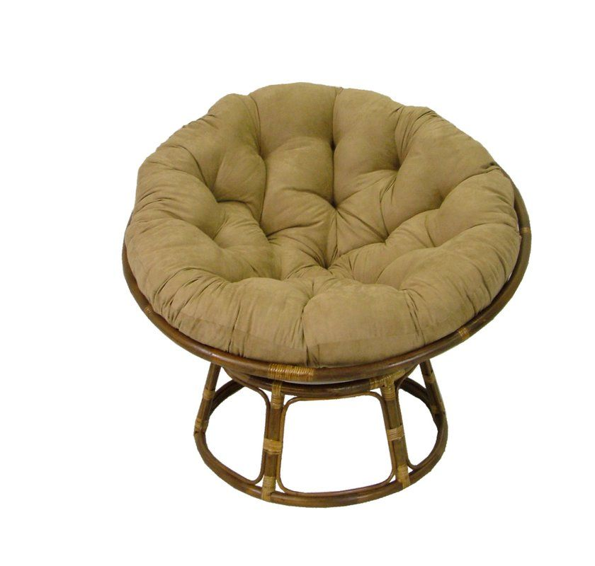 Decker Papasan Chair Papasan Chair Papasan Cushion