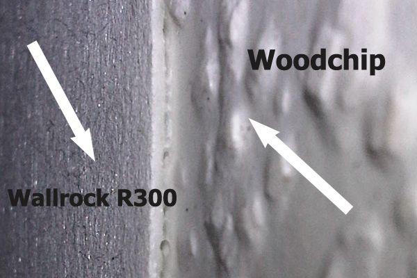 smoothover woodchip