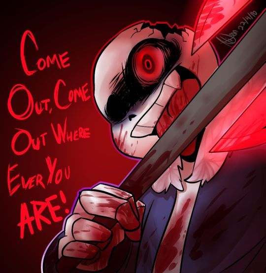 Horror Sans <3