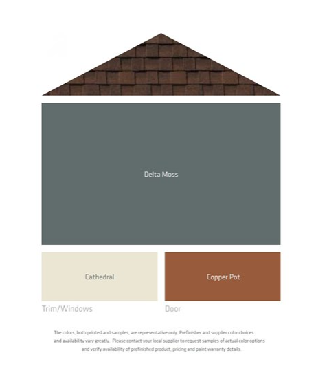 Copper Penny Home Coated Metals Group Copper Roof House Metal Roof Houses Metal Roof Colors