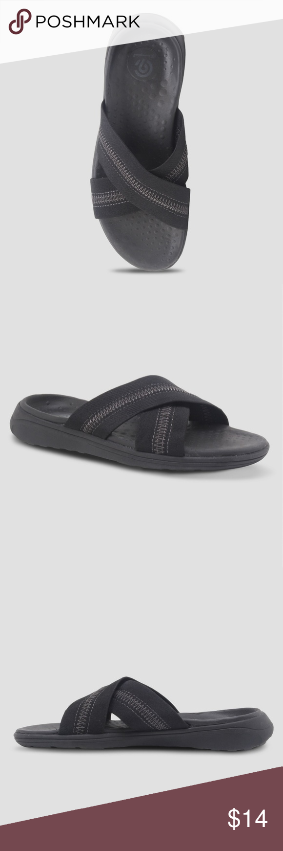68d5ddb6e4b96 Women s Deana Slide Sandal - C9 62-130 Women s c9 champion slide on sandals.
