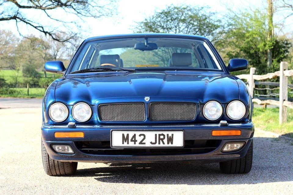 Jaguar Xjr X300 4 0 Supercharged 1995 Jaguar Xj Jaguar Car Jaguar