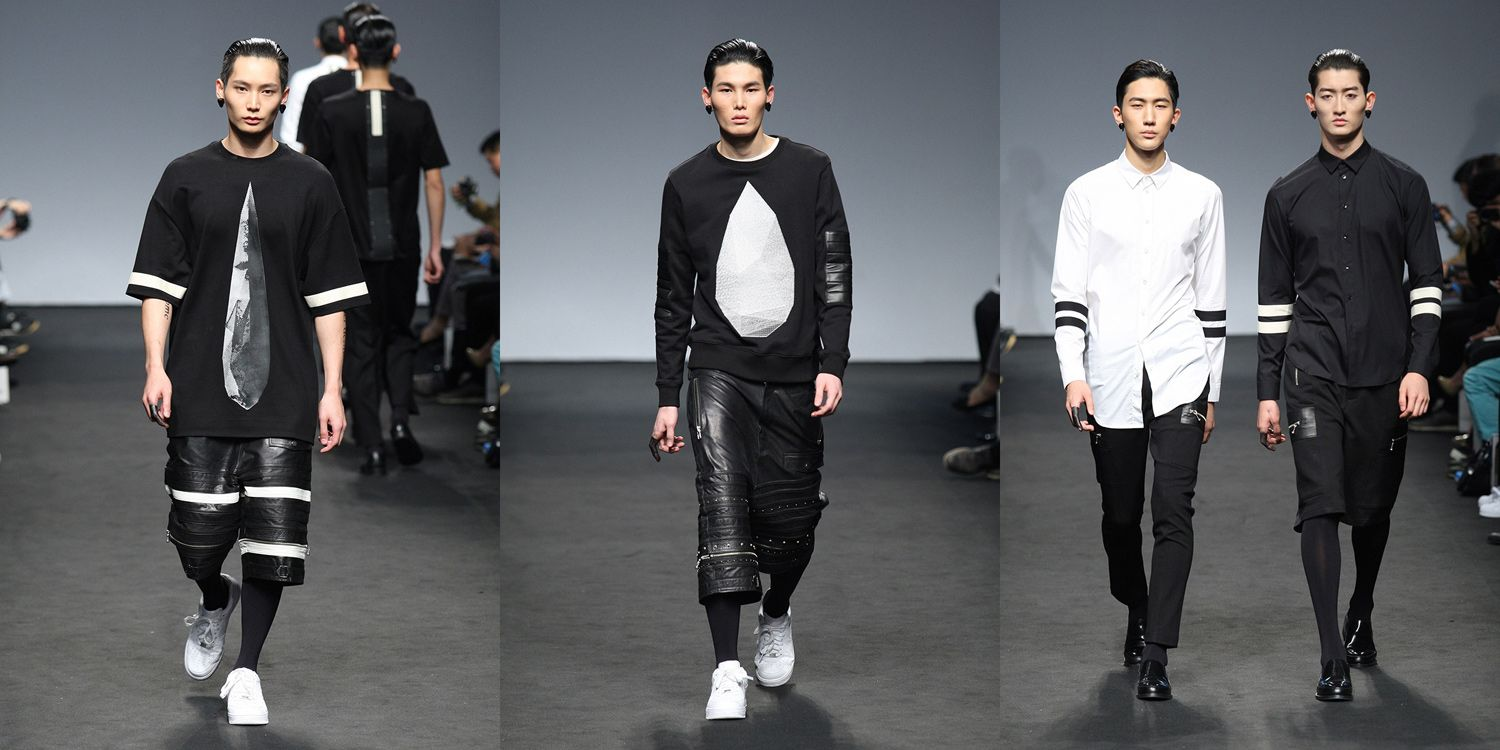 Cy Choi - S/S 2015 | In search of the Missing Light