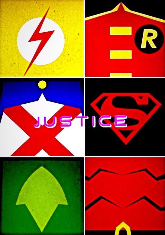 Young Justice Wallpaper Made By Me EMBRACE THE SYMBOLS