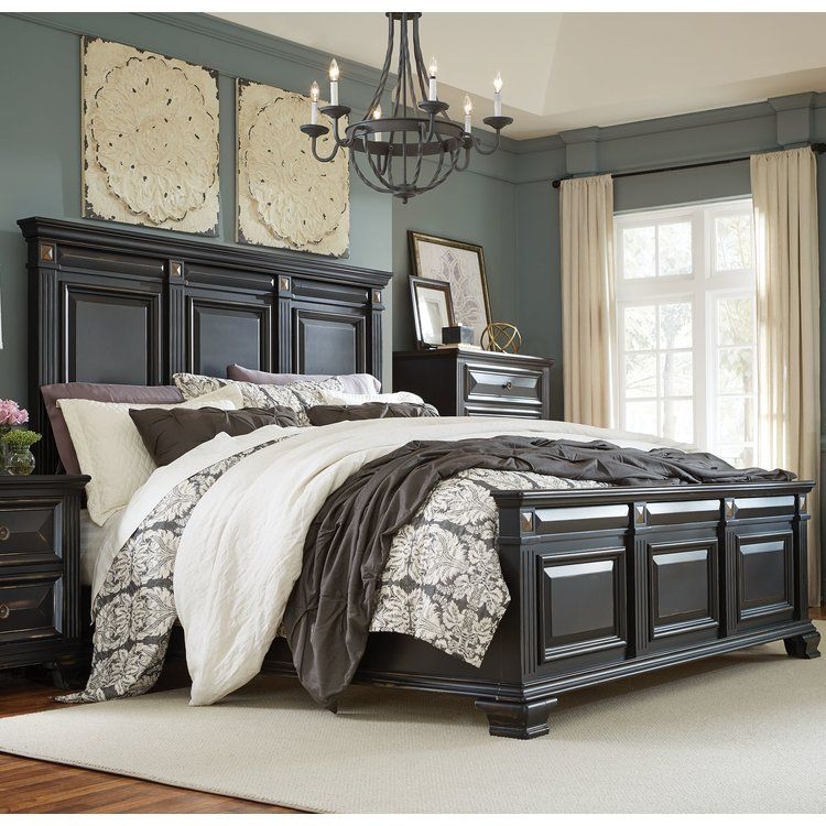 Petronella Panel Bed Bedroom Furniture Sets Master Bedrooms