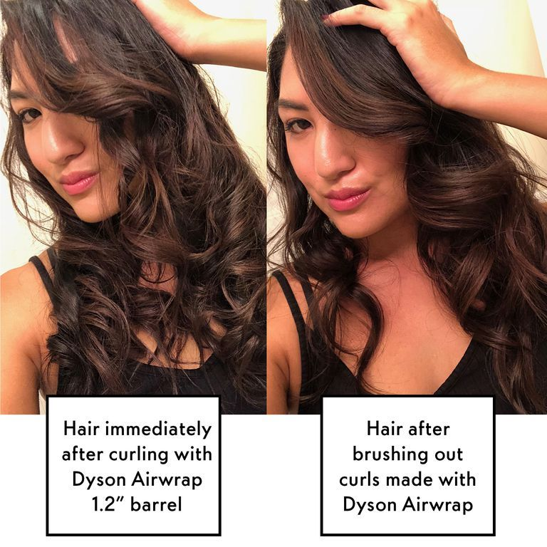 Everything You Want To Know About The New Dyson Airwrap Styling Tool From A Beauty Editor Who Tried It Glamorous Hair Hair Styler Long Hair Styles