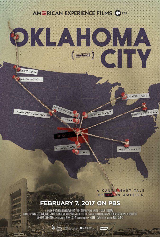 Oklahoma City / HU DVD 13822 City 2017, Oklahoma city