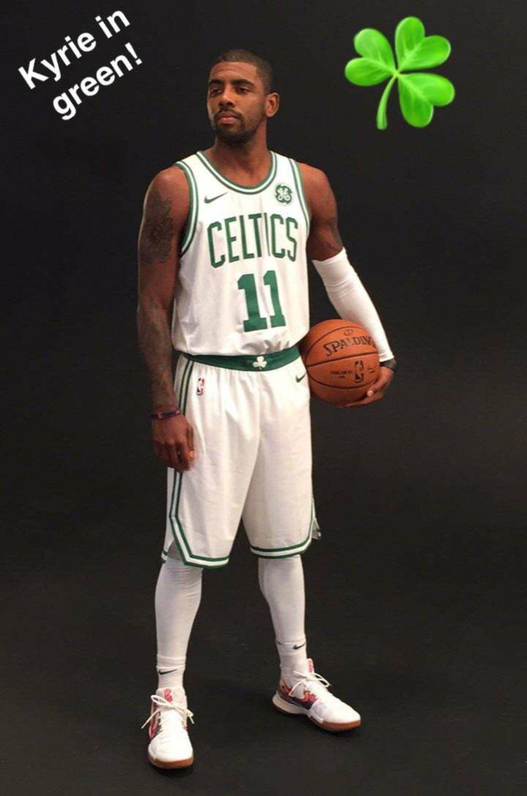 Kyrie Irving Boston Celtics wallpaper