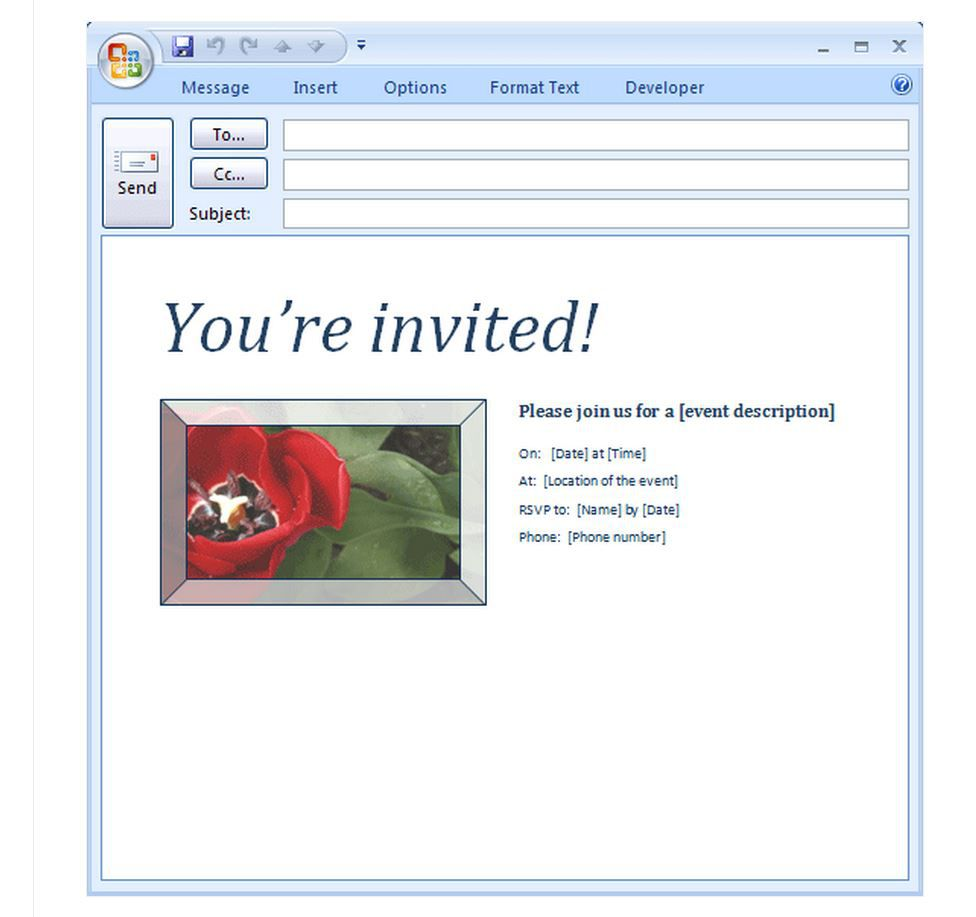 Birthday Invitation Email Subject Line in 2020 Email