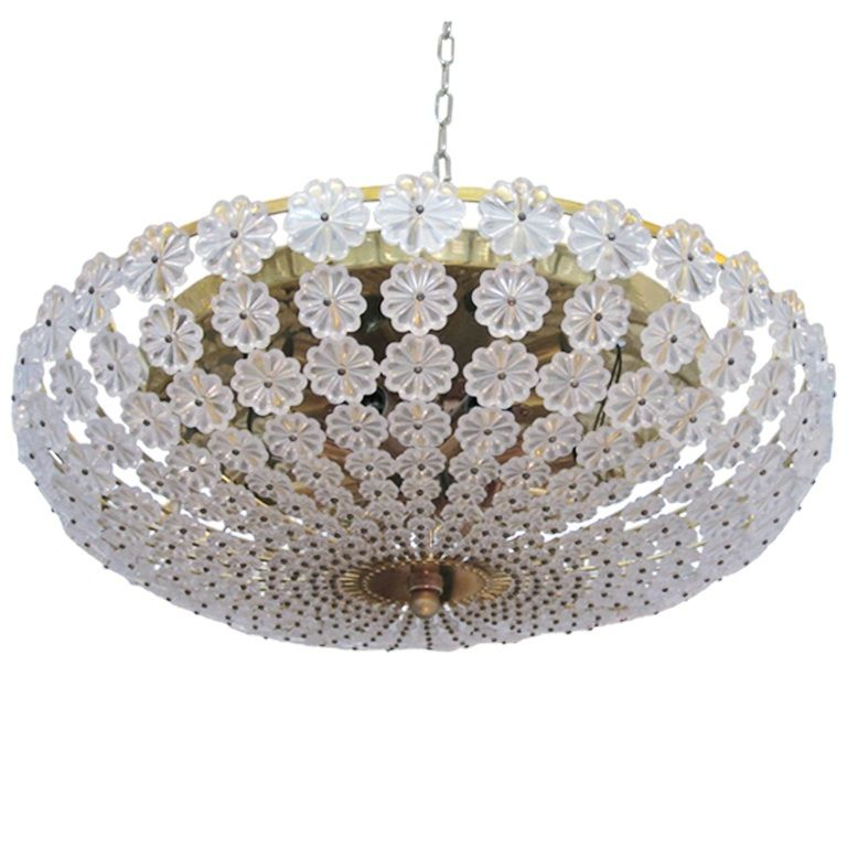 Check out the deal on Flower Flush Mount Light Fixture at Eco First Art