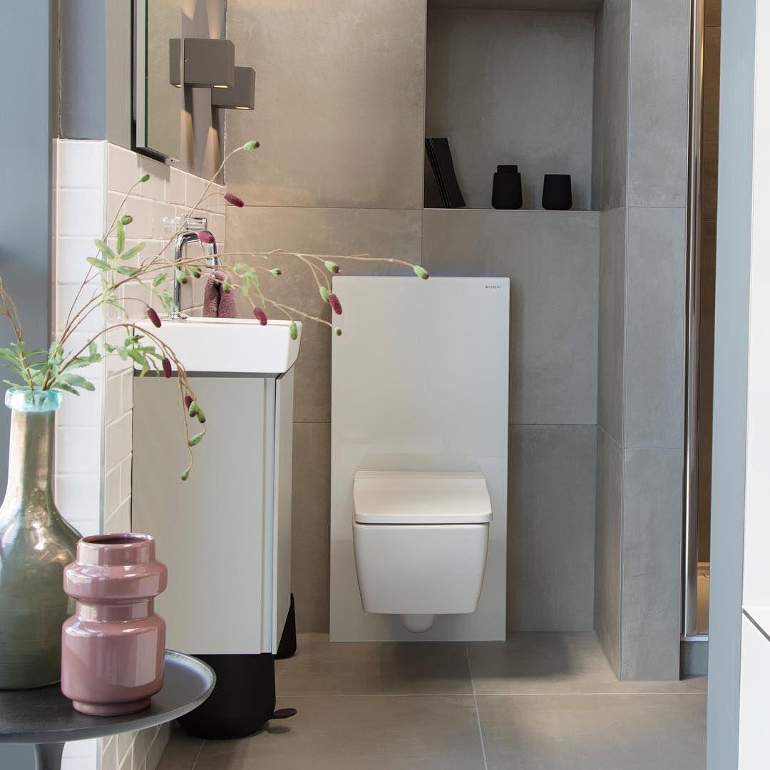 Nischen Im Badezimmer Eignen Sich Gut Um Beispielsweise Das Wc Dort Unterzubringen So Nutzen Sie Vorhandenen Platz Optimal Und Schaffen Zusa Toilet Bathroom