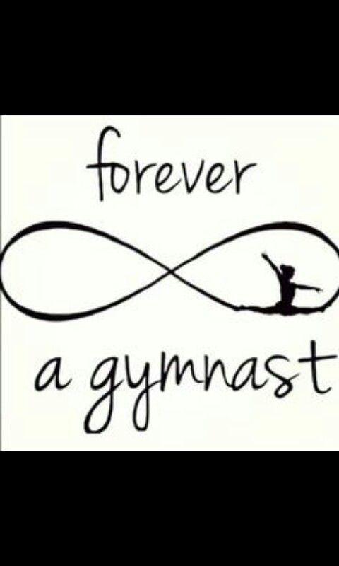 aeb980a4 Forever a gymnast Gymnastics Tattoo, Gymnastics Workout, Gymnastics Quotes,  Gymnastics Tricks, Gymnastics