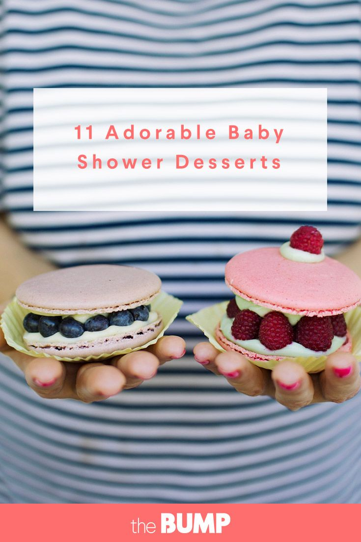 11 Super Cute Sweet Treats For A Baby Shower Paaaaaarty