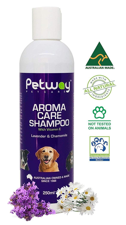 Petway Petcare Aroma Care Shampoo Natural Conditioning Dog Shampoo Ph Balanced Pet Hair Shampoo With Lavender Ch Dog Shampoo Puppy Shampoo Best Dog Shampoo