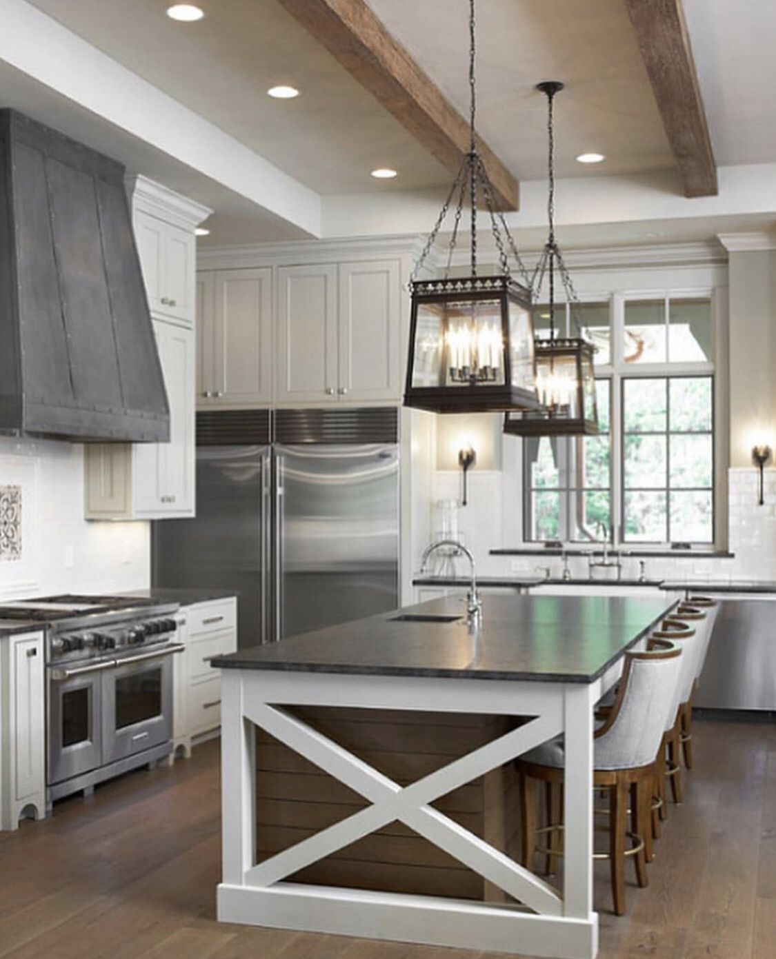 Transitional kitchen design by Diane Ryan on Retirement ...