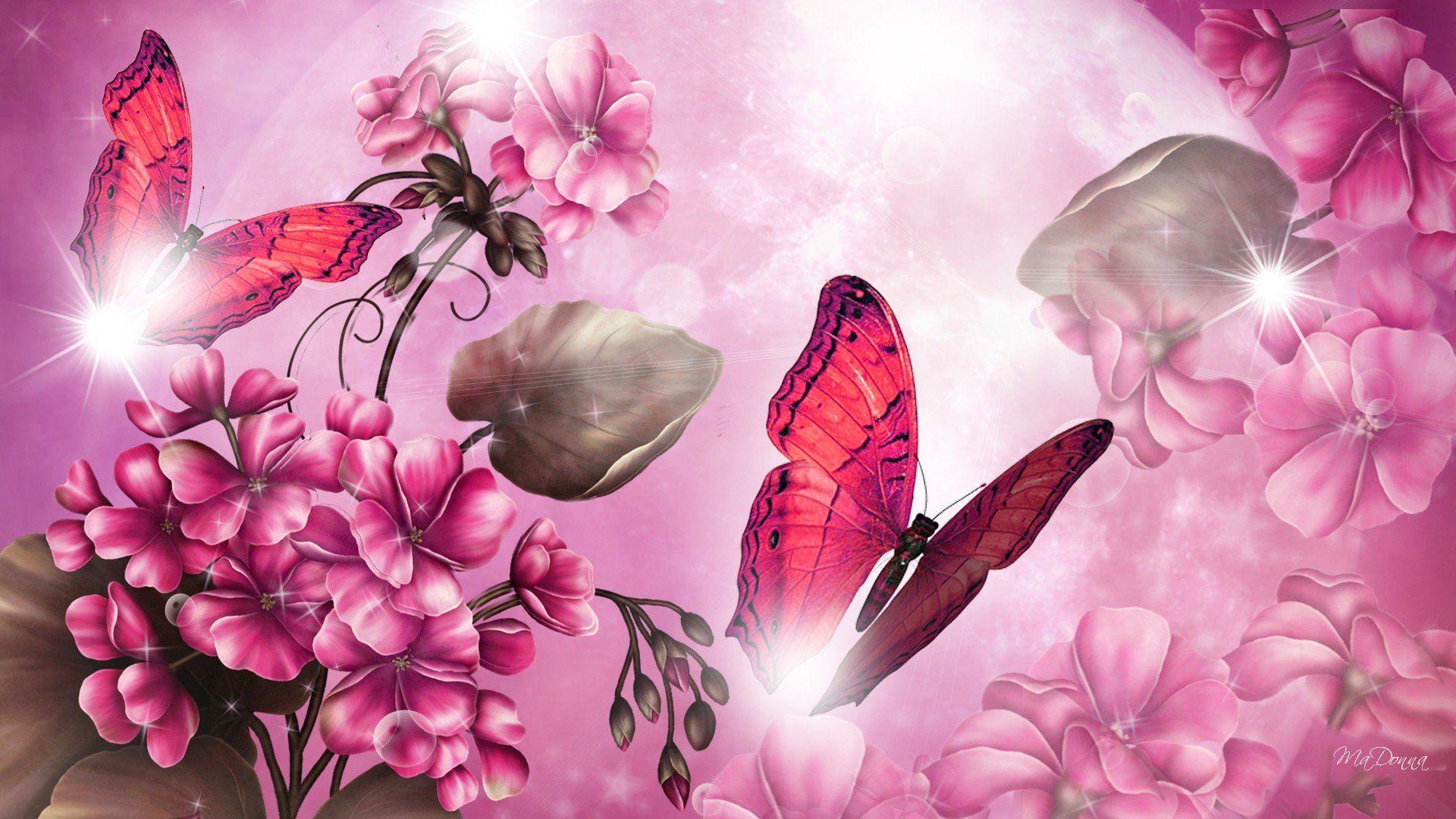 Pink Diamond Wallpapers Group