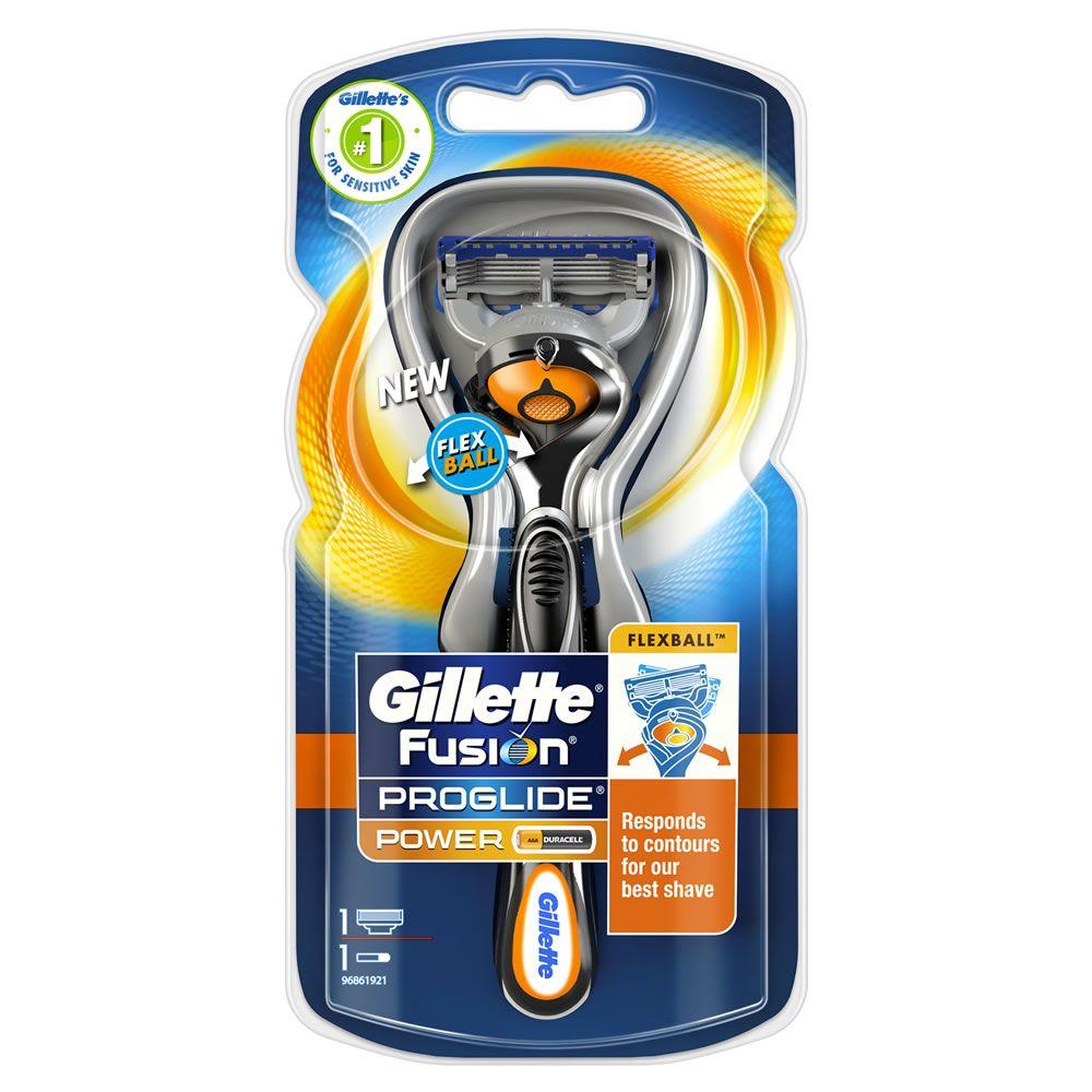 Gillette Fusion 5 Proglide Power Men S Razor Gillette Fusion Gillette Mens Razors