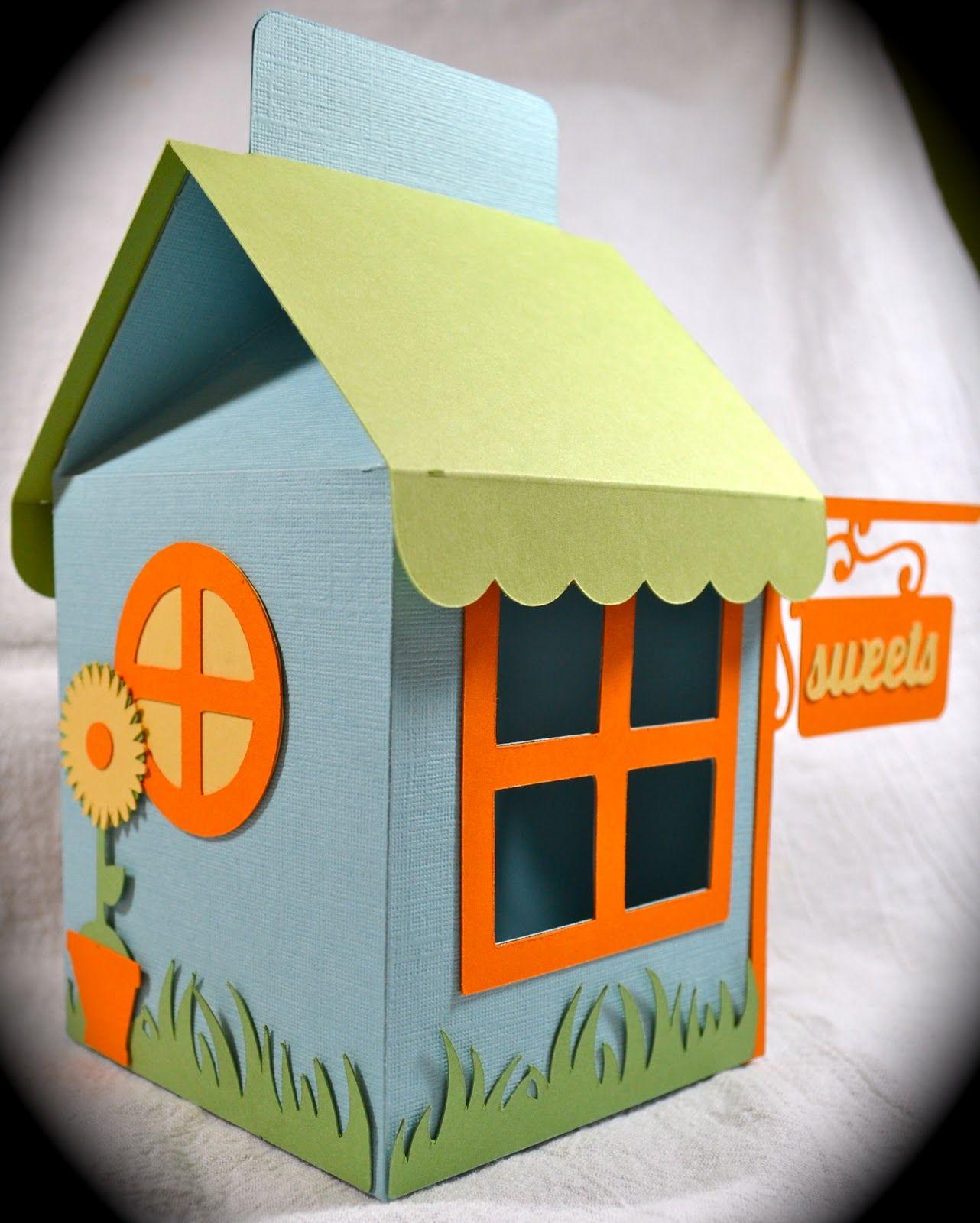 Cricut Sweet Tooth Boxes Cartridge Free in Cricut Craft Room