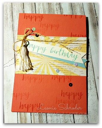 Milestone Moments for the Occasions and Saleabration ESAD Blog HOp - be sure to check out the other cards I made in this set  | Stamp A Latte - Leonie Schroder Independent Stampin' Up! Demonstrator Australia