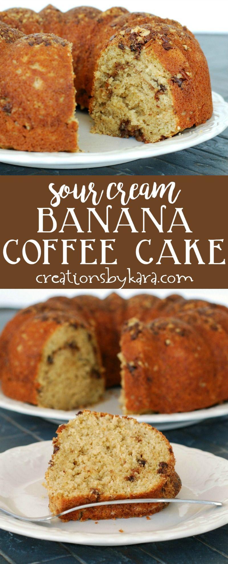 47++ Banana nut cake recipe with sour cream ideas