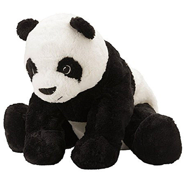 Ikea Kramig 902 213 18 Panda Soft Toy White Black 12 5 Inch Stuffed Animla Plush Bear Panda Stuffed Animal Teddy Bear Stuffed Animal Bear Stuffed Animal [ 1500 x 1500 Pixel ]