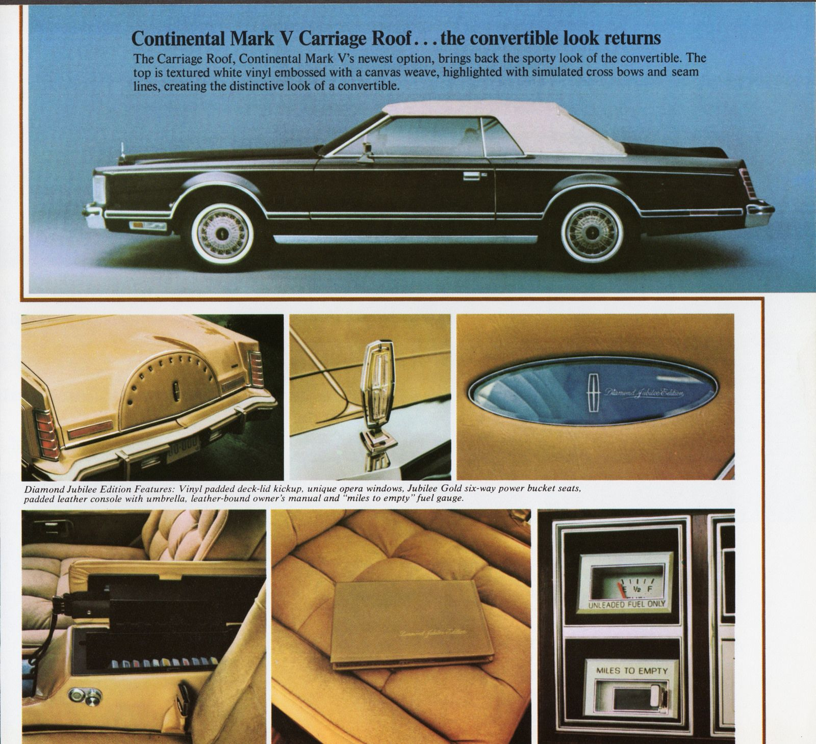 1978 lincoln continental golden jubilee edition carriage roof cars lincoln continental. Black Bedroom Furniture Sets. Home Design Ideas