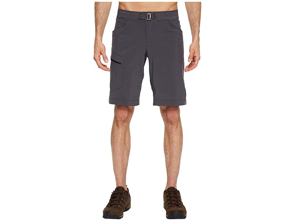 Arcteryx Lefroy Shorts Janus Mens Shorts Rising temperatures can turn even the most seasoned hikers into a sweaty mess but the Lefroy Shorts bring a high degree of breath...