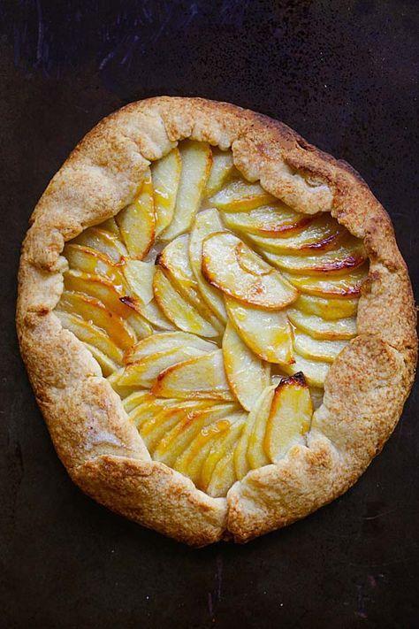 Rustic Apple Tart The Best And Easiest Apple Tart Recipe Ever