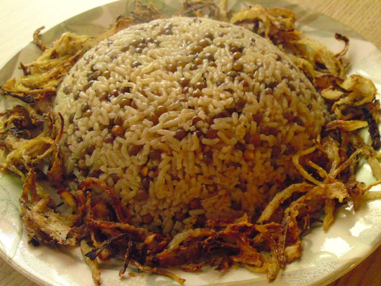 طريقة عمل المجدرة سهلة وسريعة موسوعة Syrian Food Ciroc Recipes Jucing Recipes