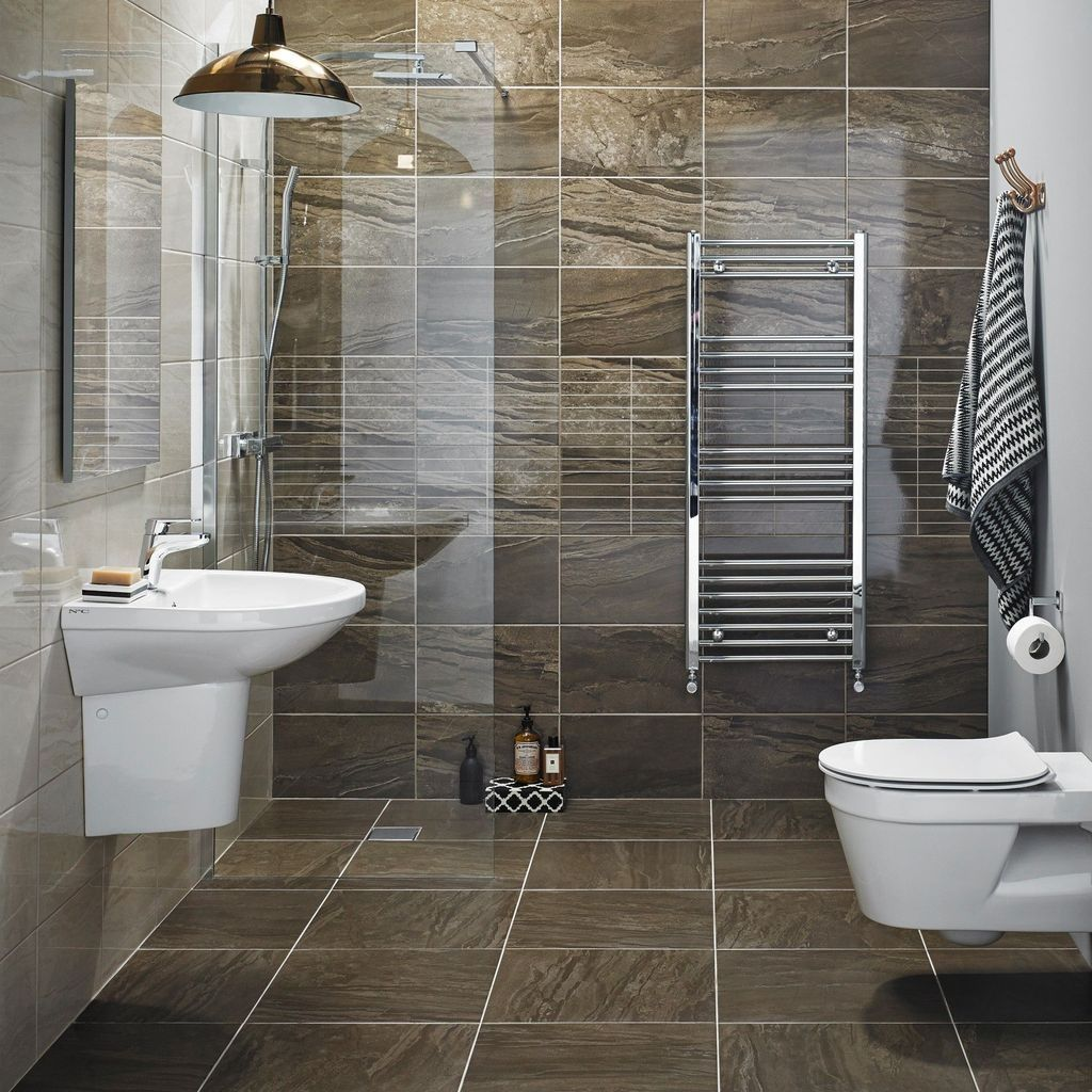 41 Best Ceramic Tiles For Bathroom Flooring Ideas Rumah
