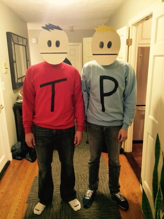 Sally Face Terrence >> Terrence And Philip South Park Costume South Park Costumes