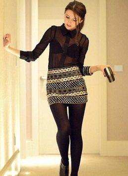 066b1139c faldas cortas de invierno - Buscar con Google | falda | Outfits ...