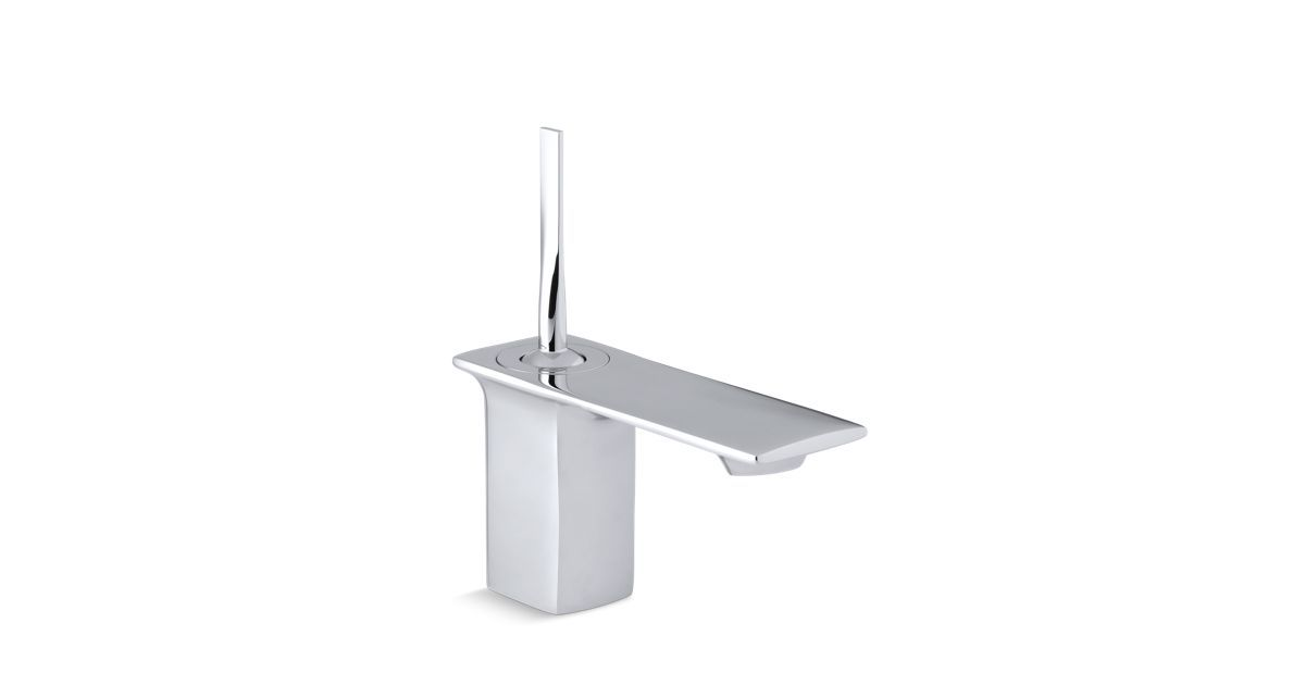 The Water Saving K 14760 4 Faucet With Ada Compliant Joystick
